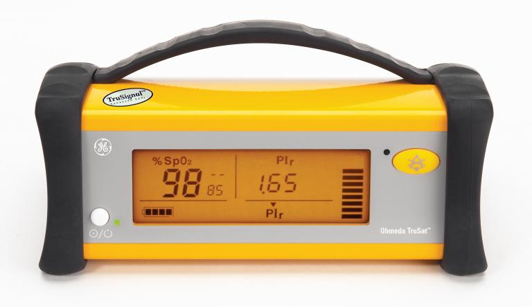 GE Datex-Ohmeda TruSat pulse oximeter