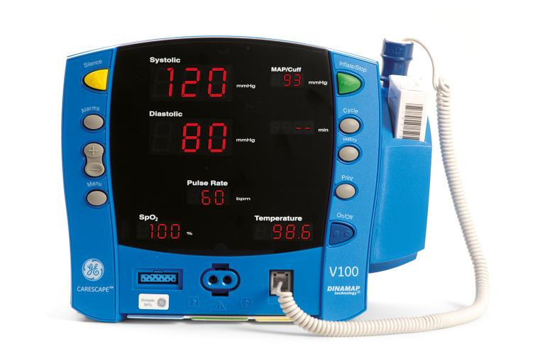 CARESCAPE V100 vital signs monitor